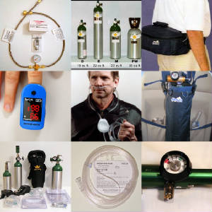 Air-King Aviation Oxygen Systems and Accessories